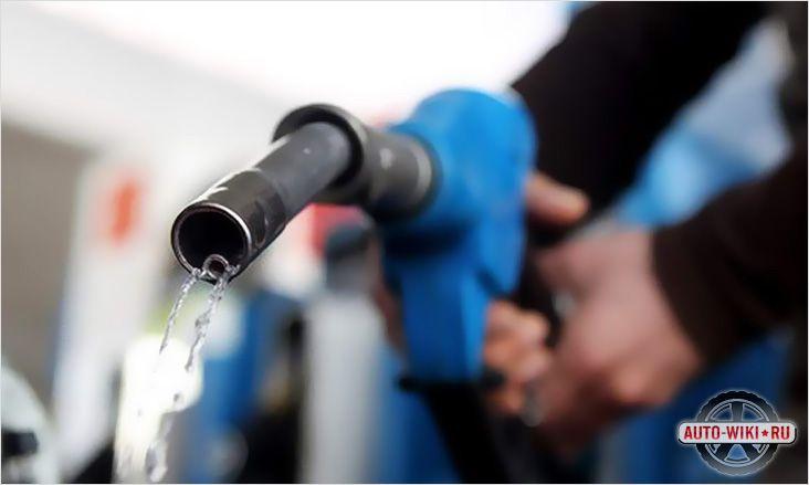 Заливайте качественный бензин