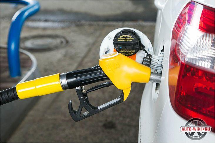 Некачественное топливо