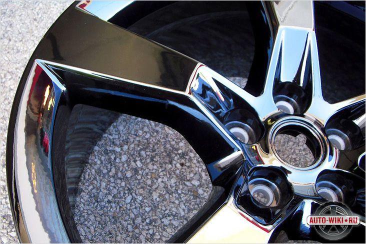 Хромирование деталей автомобиля
