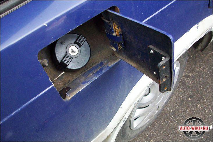 Как защитить бензобак