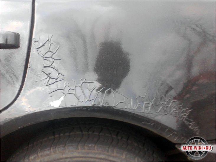 Покраска кузова автомобиля своими руками