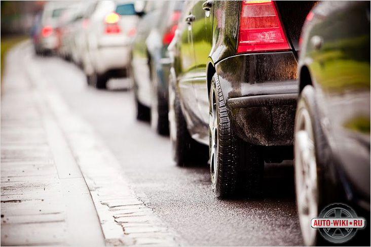 Автомобильный рынок испытывает кризис