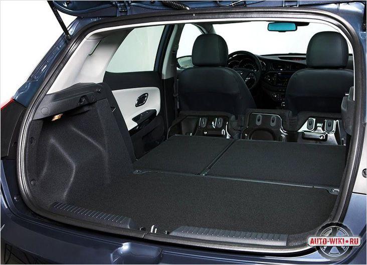 Багажник Kia Ceed 2014