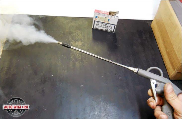 Как сделать дымогенератор своими руками для авто