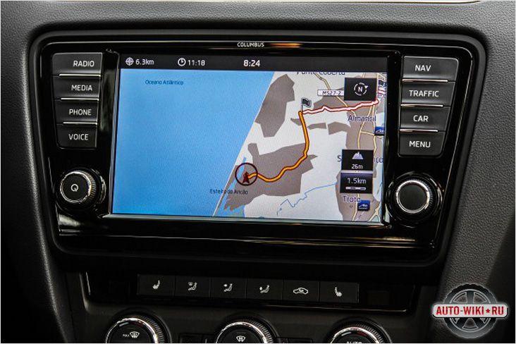 Навигационная система Columbus