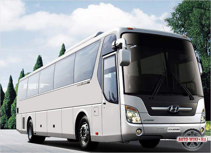 Автобусы Хендай