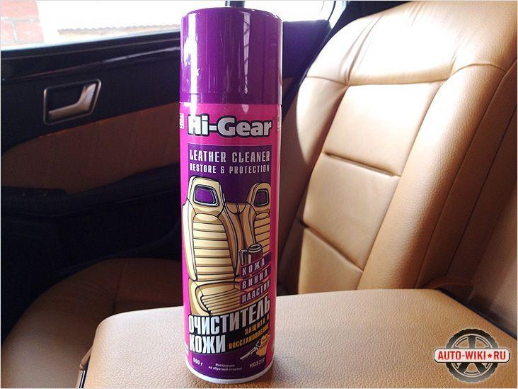 Средство для чистки сиденья автомобиля своими руками 55