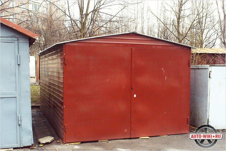 Где можно узнать законно ли установлен гараж