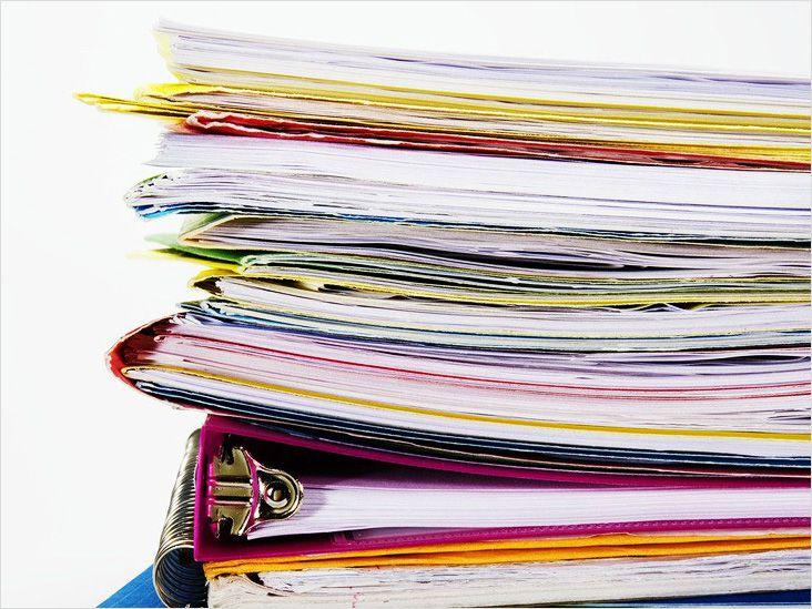 Надо собрать пакет документов