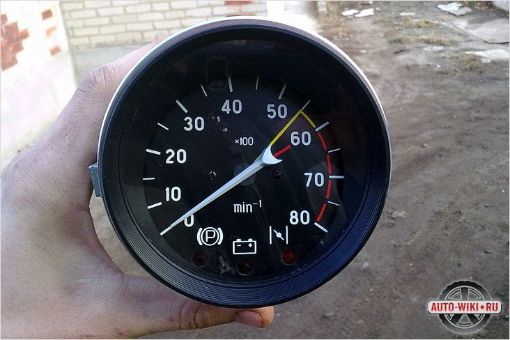 не работает спидометр на BMW e32