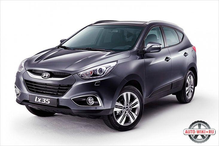 Авто Hyundai IX35