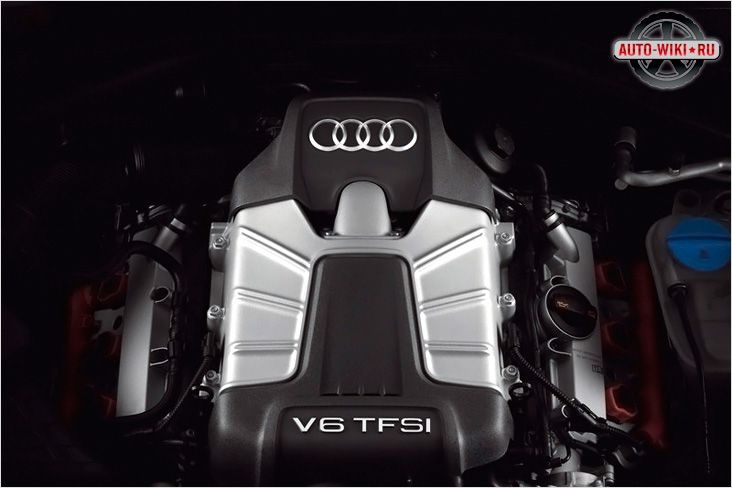 Двигатели и технические особенности Audi Q5