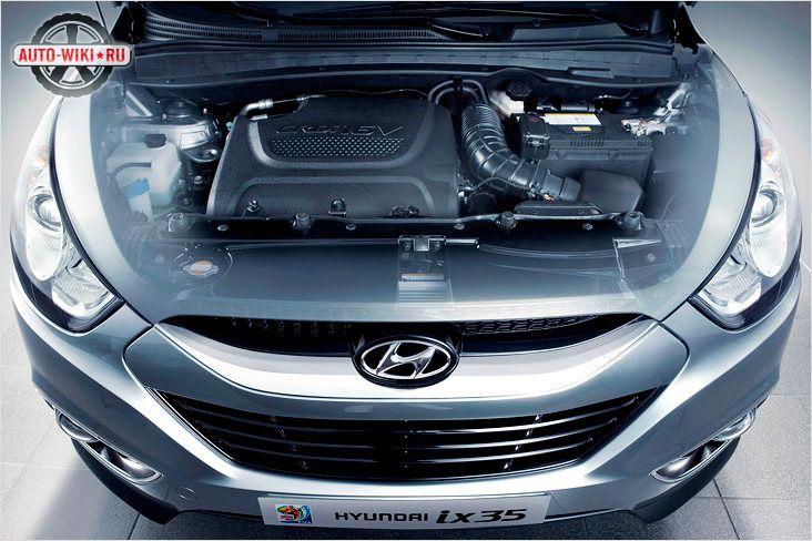 Hyundai IX35 Технологические и конструктивные особенности