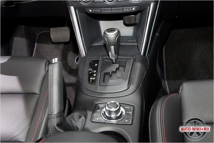 Mazda CX-5 коробка передач