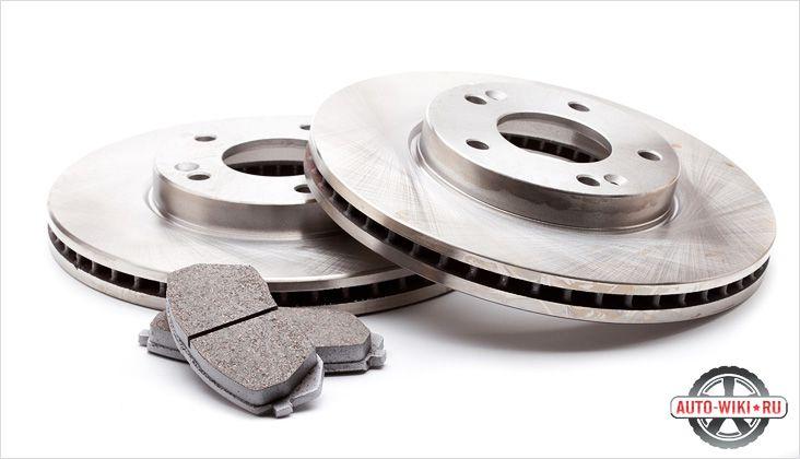 Несовместимость тормозных дисков и колодок