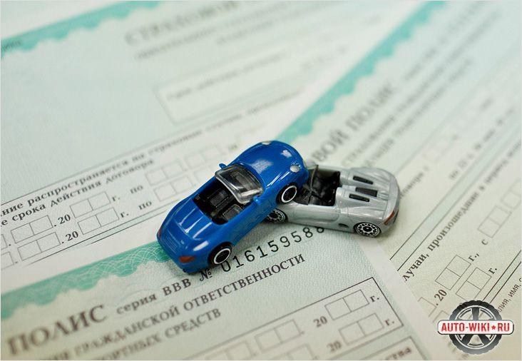 Оформление страховки на авто