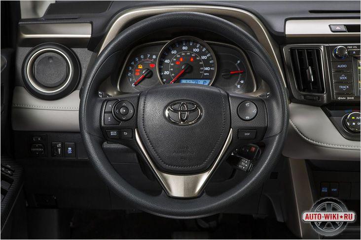 Рулевое управление Toyota RAV4