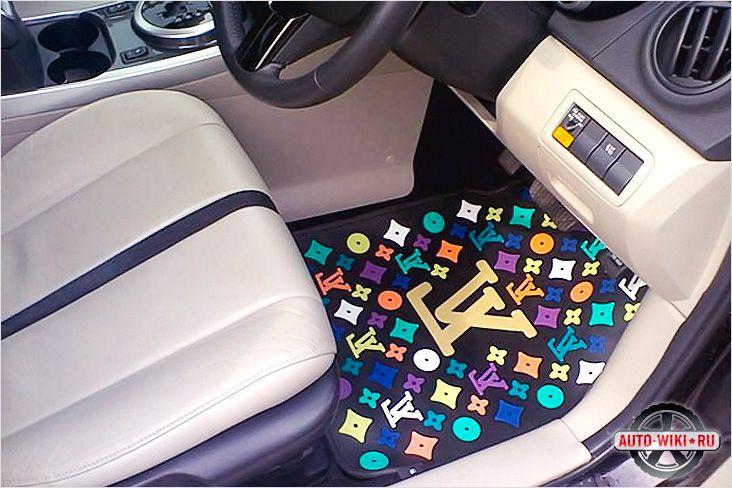 Советы по выбору ковриков для авто